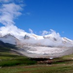 mountains of Tibet